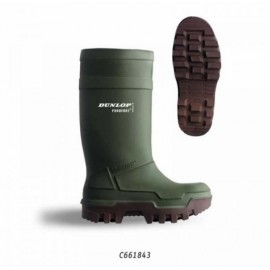 Bottes grand froid  S4 CI DUNLOP