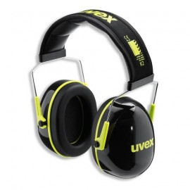 Casque antibruit Uvex K2