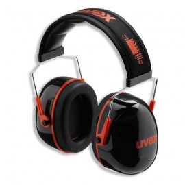 Casque antibruit Uvex K3