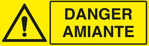 amiante : danger